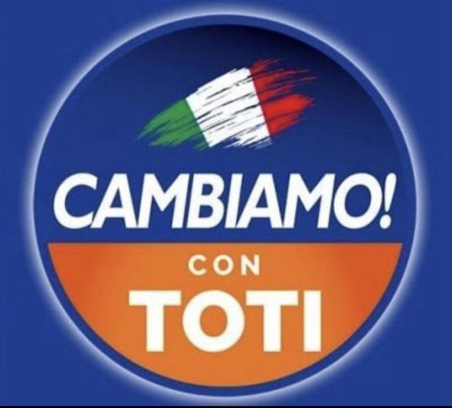 """Comunicato stampa sull'eolico di """"Cambiamo con Toti"""""""