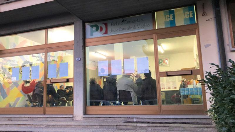 """OV19 non fa sconti:  """"Smembrate le radici di sinistra nel PD di Vicchio"""""""