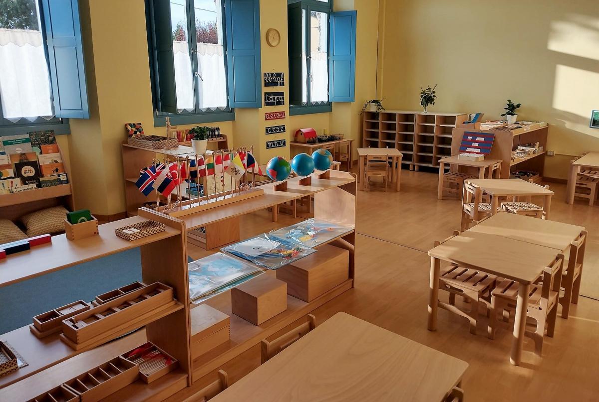 A Piazzano parte la nuova sezione Montessori