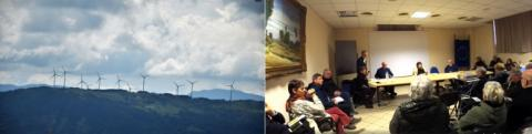 """Italia Nostra sull'eolico : """"I Sindaci interessati hanno tenuto all'oscuro il progetto"""""""